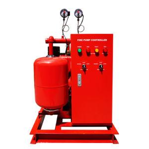 Asenwareの消火活動の水ポンプシステムジョッキーの火ポンプ