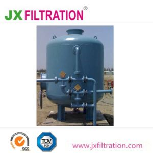 Backup automático completo lavar o filtro de areia de quartzo