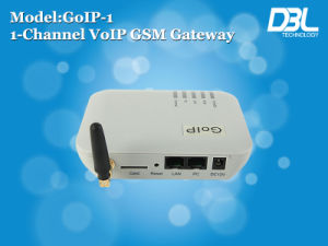 Apartamento DBL 1/4/8 portas SIP VoIP Gateway GSM