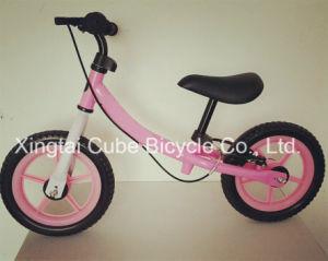Venta directa de fábrica de bicicletas a los niños a balancear bicicleta con frenos V