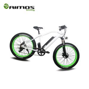 Transporte rápido 26 250W Fat Tire Folding Electric Bike Mountain bicicleta elétrica