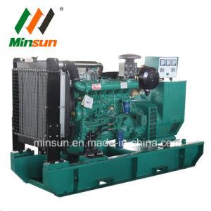 Fournir la puissance électrique silencieux 30kw Ricardo Générateur Diesel