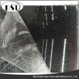 黒いギャラクシー人工的な輝きの水晶石