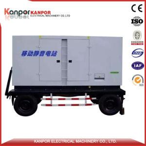 Shangchai 220KW 275kVA Groupe électrogène diesel de la Chine d'alimentation principale