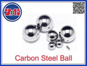 Alta qualidade AISI Norma ASTM A esfera do rolamento de aço de carbono de 1 polegada de 25,4mm