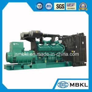 Dieselenergien-Generator Cummins- Engine1100kw/1375kva (KTA50-G8)