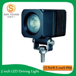 CREE LED LED feux de travail des voitures de 2 pouces de feu de brouillard
