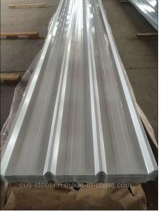 Lamiera di acciaio preverniciata profilo dell'Zinco-Allume del tetto del Sudamerica Trapezoidel