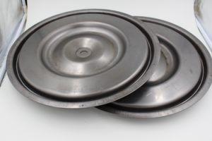 Rob Embouts en acier couvercle en métal pour les fournisseurs de collecteur de poussière
