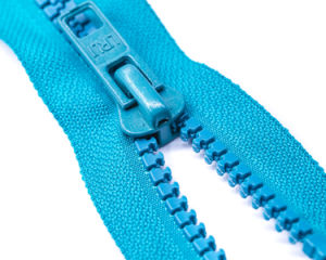 Dtm 파란 색깔 이 및 Tape/Da 끌어당기는 사람 및 최상을%s 가진 Vislon 지퍼