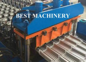 PPGI 1000mm de largeur effective toit vitré machine à profiler de tuiles