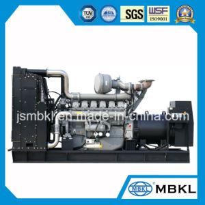 1000kVA/800 kw de potencia Intalled generadores con motor diesel Perkins 4008tag2a y el alternador Stamford