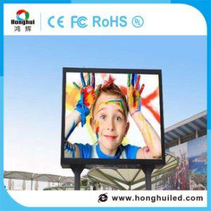 IP65/IP54 P6 Afficheur à LED pour la publicité de plein air