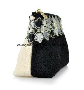 Les femmes Matériel LAINE Fashion dentelle composent Sacs, sacs de cosmétique