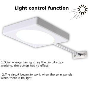 Panel de la Energía Solar impermeable 25 LED SMD 2835 de la luz solar jardín al aire libre de la pared de la calle calle pequeña lámpara de luz