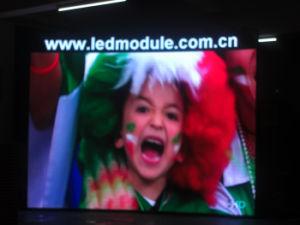 P6 de la publicité à l'intérieur plein écran LED de couleur/ mur vidéo LED
