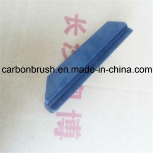 Der dritte Sammler-Kohlenstoff-Streifen für helles Gleis