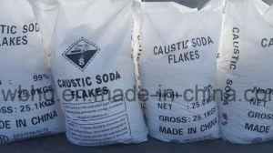 Промышленности 99% Каустическая Сода хлопья для принятия решений Soap