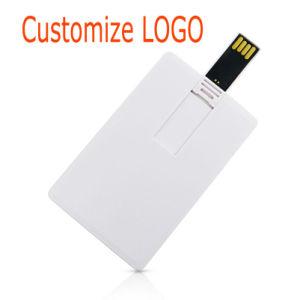 オープナのカードUSBのフラッシュ駆動機構16GB 32GB USBの棒のフラッシュカードのペン駆動機構のギフトのMemoria USBの主ディスクPendrive