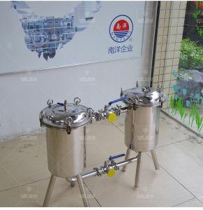 filtro dal duplex dell'acqua dell'acciaio inossidabile 2t per spremuta/bevanda