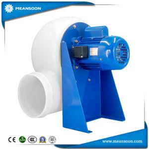 200 Ventilador centrífugo de plástico PP para ventilação da hotte de extracção de Laboratório