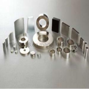 Bloquear Permanet material magnético forte NdFeB magneto de neodímio
