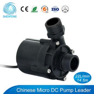 pompa ad acqua astuta centrifuga della vasca da bagno di 24V BLDC mini/della toletta