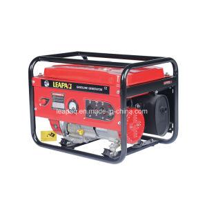 L'essence 2.0Kw Essence/Nouveau panneau Démarrage manuel générateur portatif
