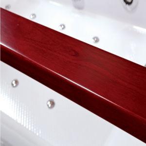 Bañera acrílica con CE, TUV, ISO9001 aprobada (TLP-673)