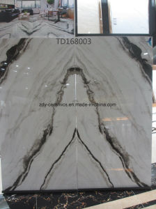 建築材料80X160cmのFsによって艶をかけられる磨かれた磁器の自然な石造りの無作法な木製のフロアーリング完全なボディ大理石の壁の陶磁器の装飾の浴室のタイル