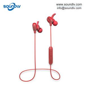 マイクロ耳の移動式ステレオのスポーツはハンズフリーのヘッドセットのヘッドホーンのイヤホーンを防水する