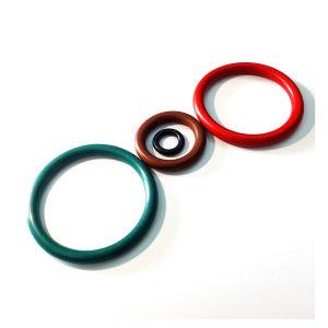 De Directe Verkoop van de fabriek van de Verschillende O-ring van de Olie van de Kleur Bestand Rubber