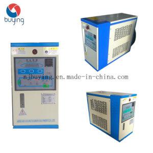 주입 기계를 위한 회전 물 형 온도 조절기