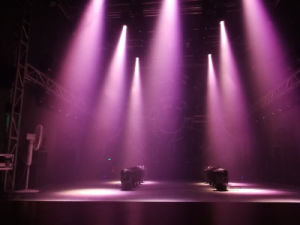 200W Lavar Cabezal movible LED Iluminación de escenarios con efecto CMY