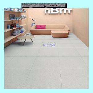 熱い販売のビニールのフロアーリングに床を張る石造りの穀物PVC Self-Stick PVC