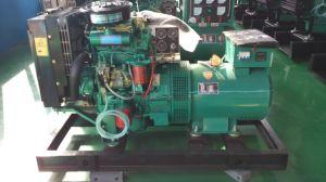 Klein/Tweeling Met water gekoeld Deutz/V/Cummins/Mariene Dieselmotor