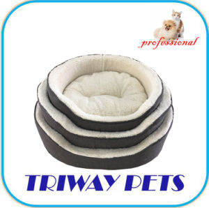 La imitación de espuma de arpillera WY180305Pet Bed (A/C)