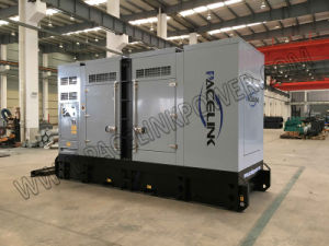 450kVA Cummins dreef Geluiddichte Diesel aan die Reeks met Ce/ISO produceren