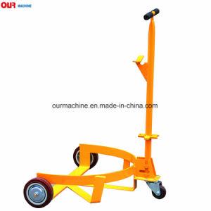 Theebus van de Trommel van China de Fabriek de Opgeslagen/Vrachtwagen DC500 van de Trommel van de geen-Morserij