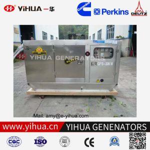 5kw al generatore insonorizzato dell'acciaio inossidabile 1000kw