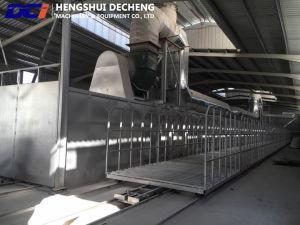 Bloco de gesso AAC 200000 de Máquinas Automáticas metro quadrado