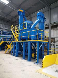 Van de het chloriderol van het ammonium de pers chemische apparatuur & machines