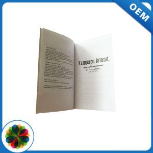 Commerce de gros d'impression offset couleur noir et blanc de livres d'impression personnalisée