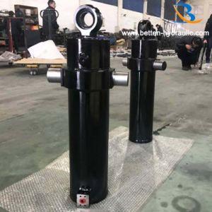 ダンプトラックの望遠鏡の水圧シリンダ油圧RAM