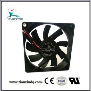 80*15mm refrigeración DC sin escobillas Bastidor Pequeño Ventilador Axial de L