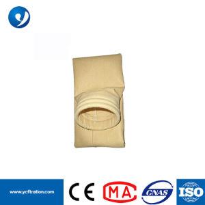 FMS P84 und Fiberglas-Mischfilter-Media-Hochtemperaturbeutel für Staub-Sammler