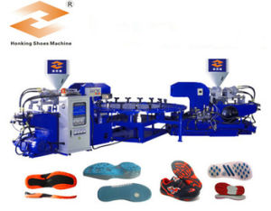 Sports Two-Color seul Mulding Machine d'injection