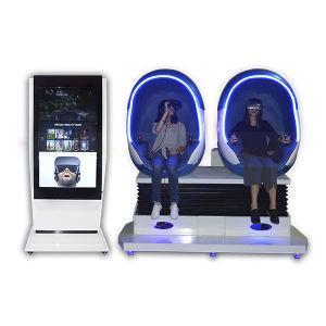 Elektrisches Ei-Stuhl-Kino der Realität-9d für Vergnügungspark