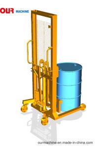 油圧ドラムハンドラ、ドラムトラック、ドラム・キャリアDt400A