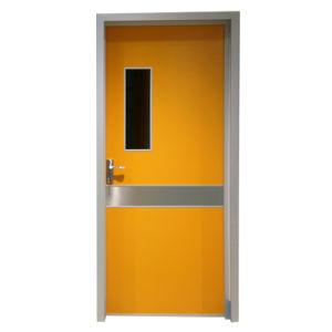 Médicos automático de la puerta de la puerta de sellado hermético de la puerta de polvo